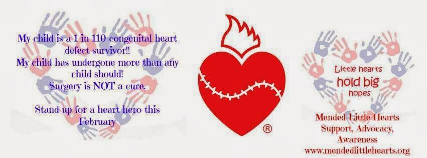 Congenital Heart Defect Awareness Week is Coming!