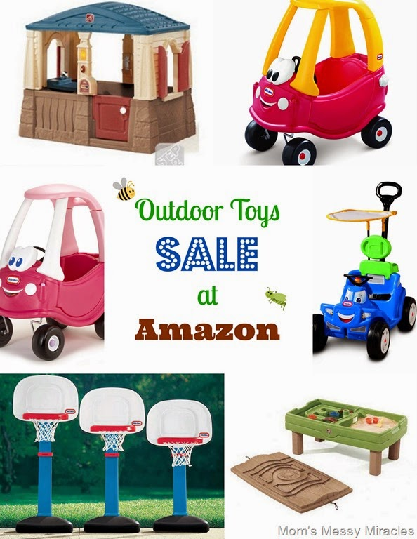 Awesome Outdoor Toys on Sale at Amazon