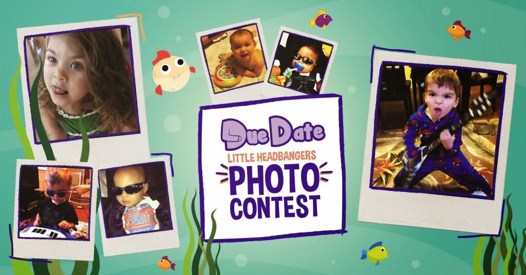 Little Headbangers Photo Contest
