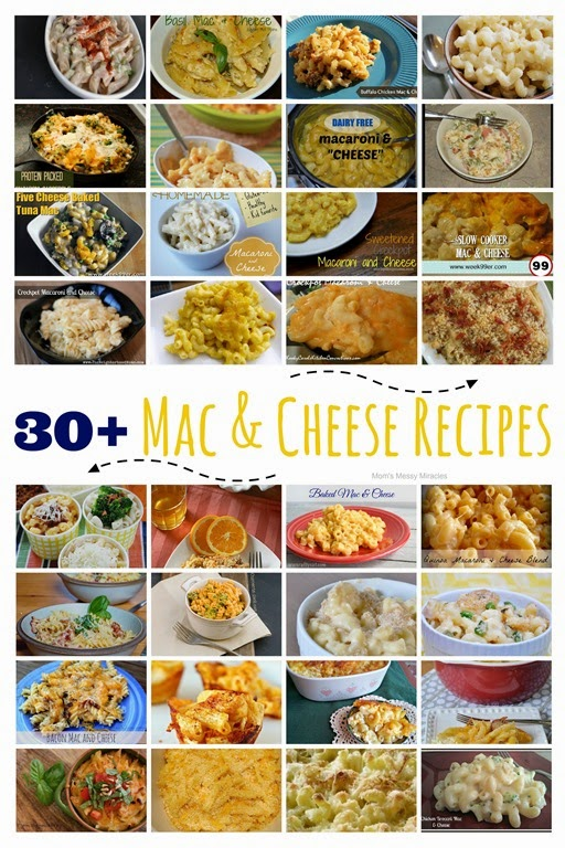 Over 30 Mac & Cheese Recipes