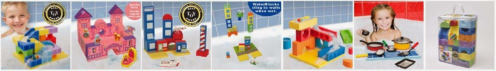 Making Baths Fun with BathBlocks