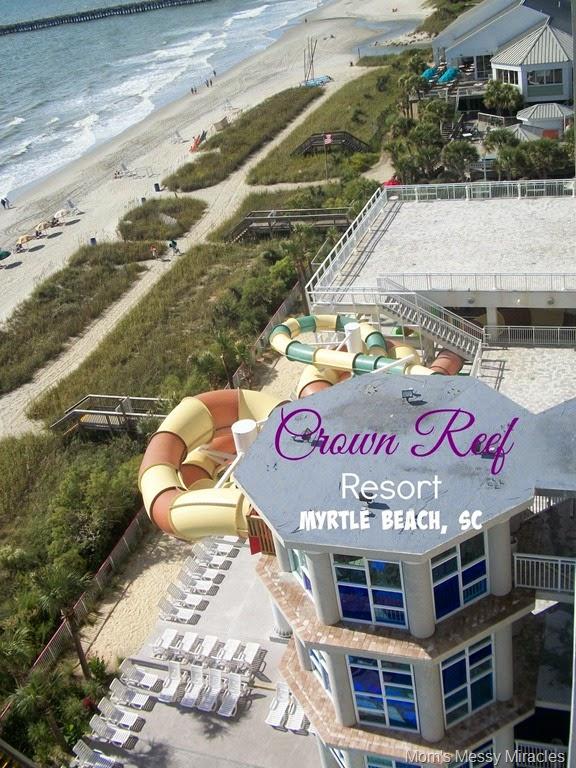 Our Getaway to Crown Reef Resort in Myrtle Beach