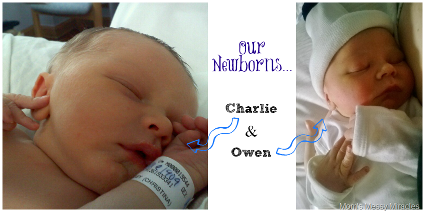 """News for Newborns"" from Pampers + Giveaway"