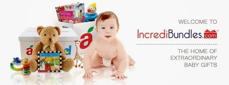 IncrediBundles.com for Extraordinary Baby Gifts
