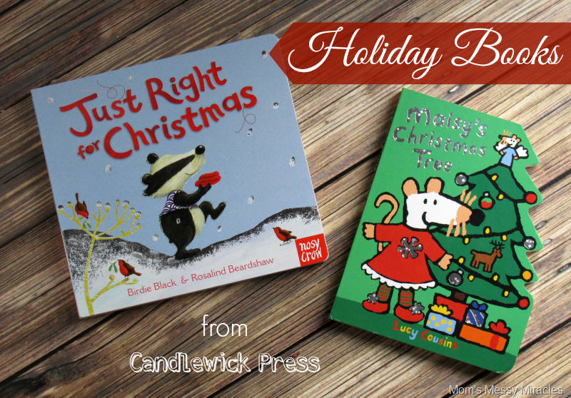 Holiday Books from Candlewick Press