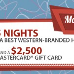Mom Me-Time Sweepstakes From Best Western