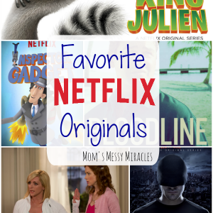 Netflix has so many great original shows! Something for everyone to enjoy!