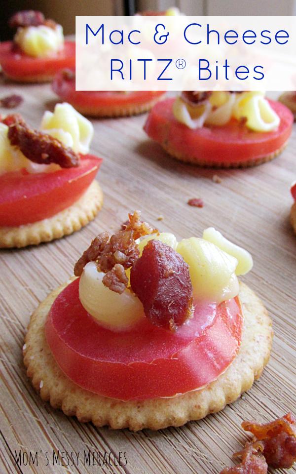 Mac & Cheese RITZ® Bites
