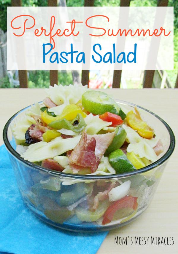 Perfect Summer Pasta Salad