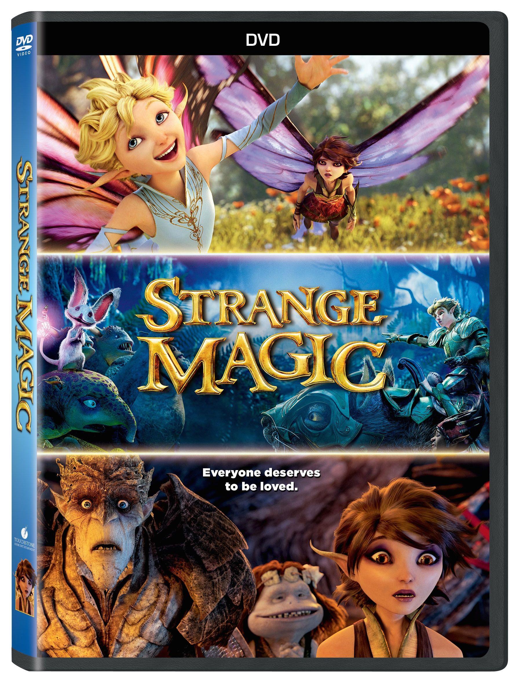 Strange Magic on DVD May 19