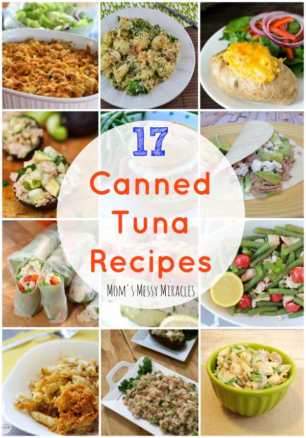 17 Canned Tuna Recipes