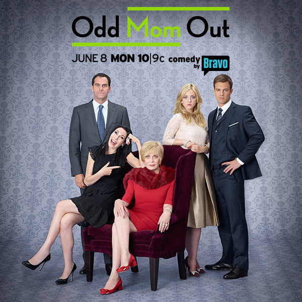 Odd Mom Out + Drinks for Mom