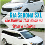 2015 Kia Sedona: The Minivan that Made Me Want A Minivan