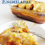 Cheesy Beef Enchiladas