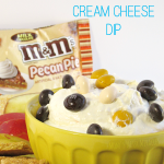 Pecan Pie Cream Cheese Dip