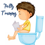 Potty Training: Here We Go Again