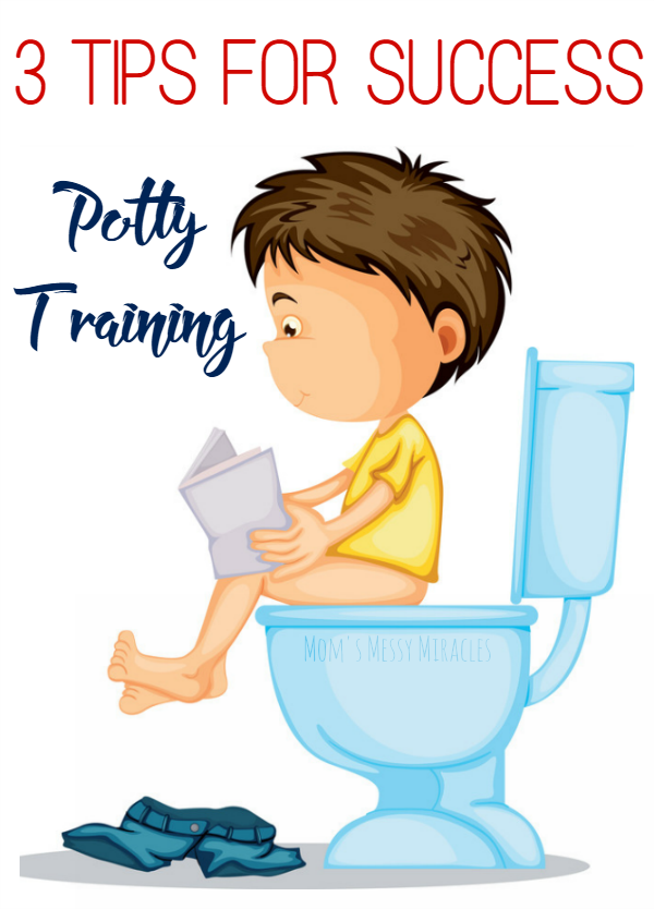 Potty Training: Here We Go Again