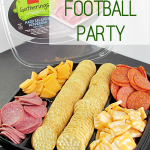 Last Minute Football Party
