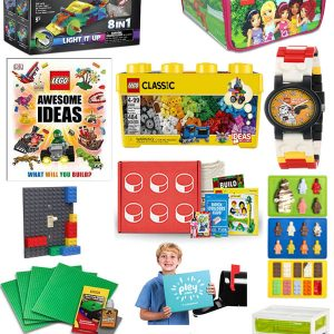 Gift Guide for LEGO Fans