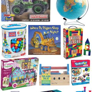 Gift Guide for Builders