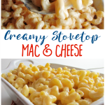 Creamy Stovetop Mac & Cheese