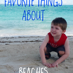 My 4 Year Old's Favorite Things About Beaches Turks & Caicos