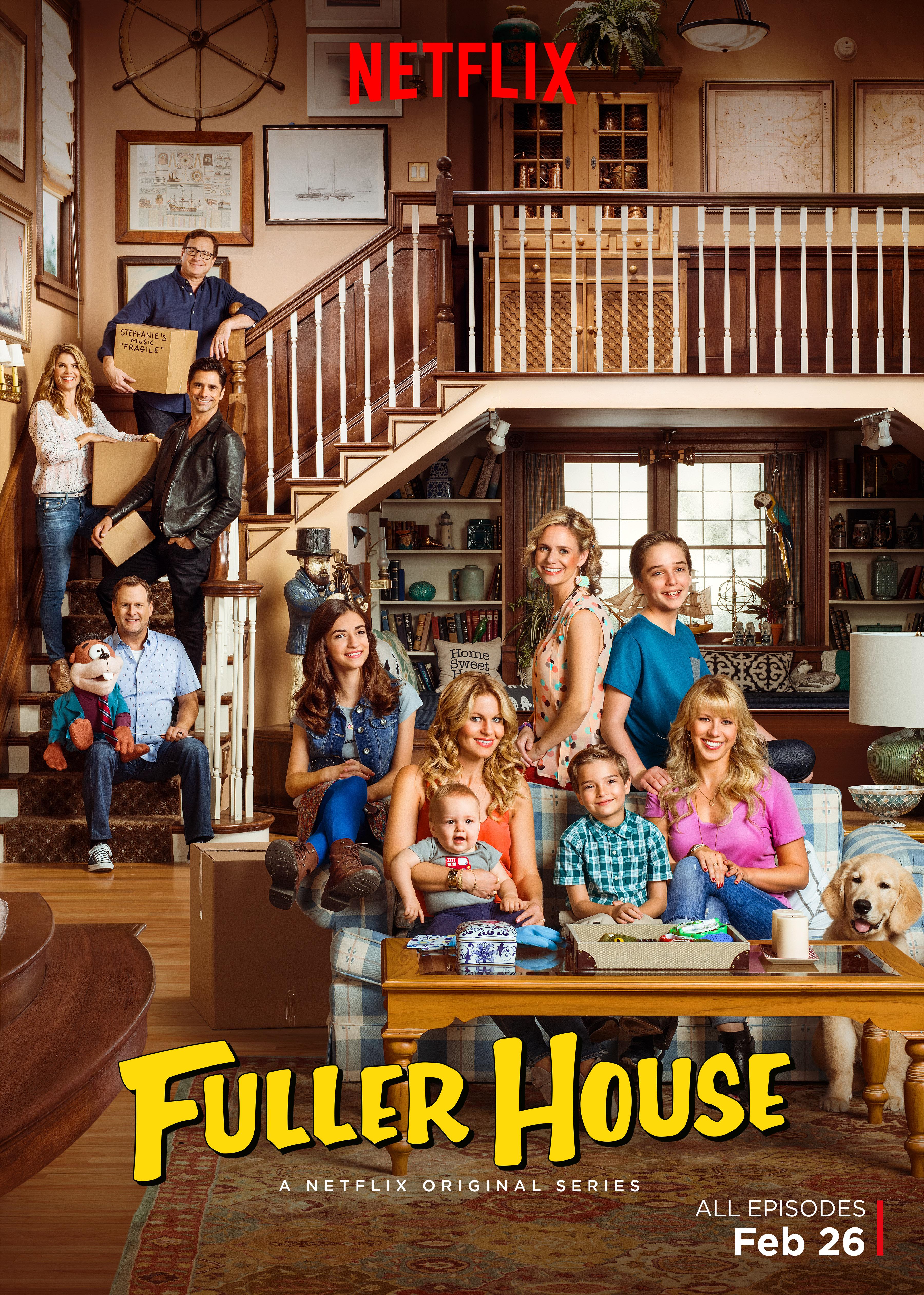 Fuller House Returns on Netflix