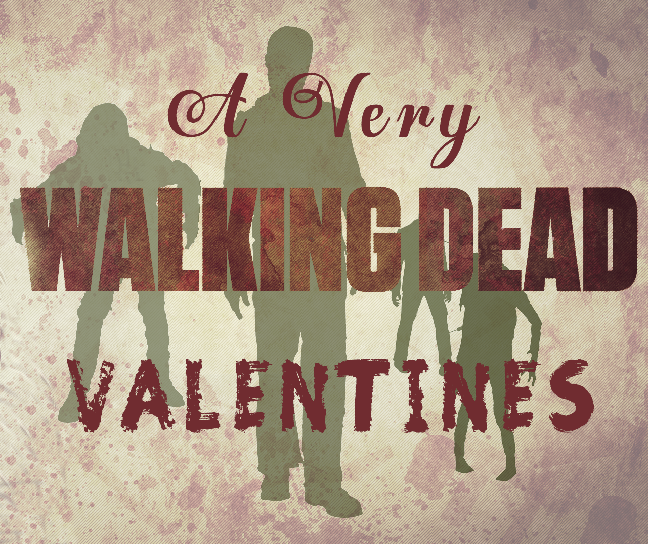 A Very Walking Dead Valentine's