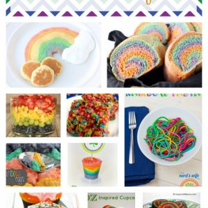 Fun Rainbow Foods
