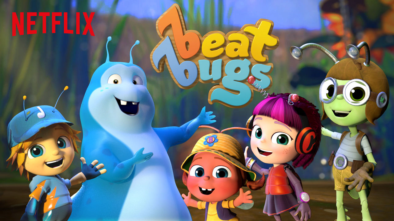 Sing Along to the Beatles with Beat Bugs on Netflix