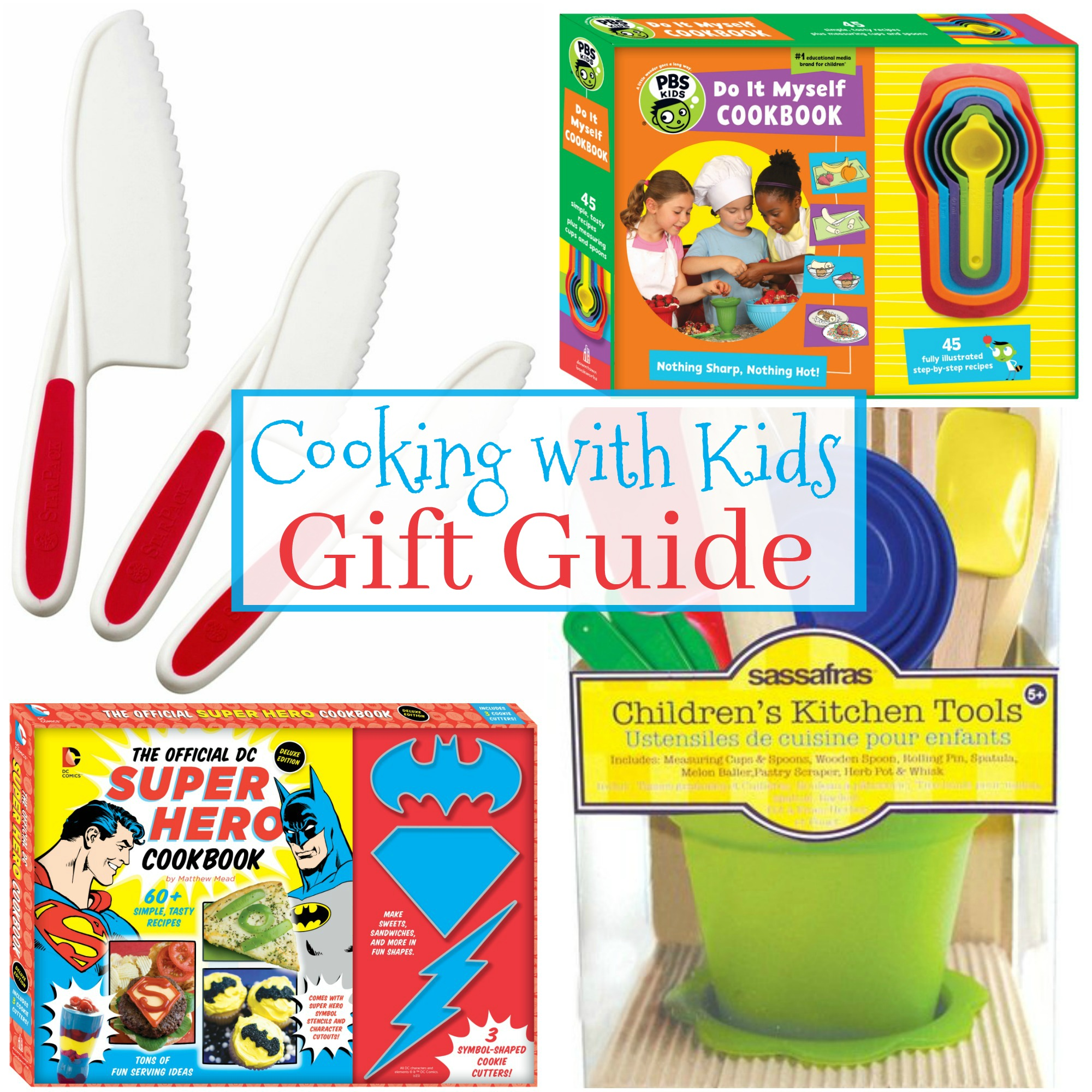 Cooking with Kids Gift Guide