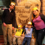 Our First Family Trip to Medieval Times