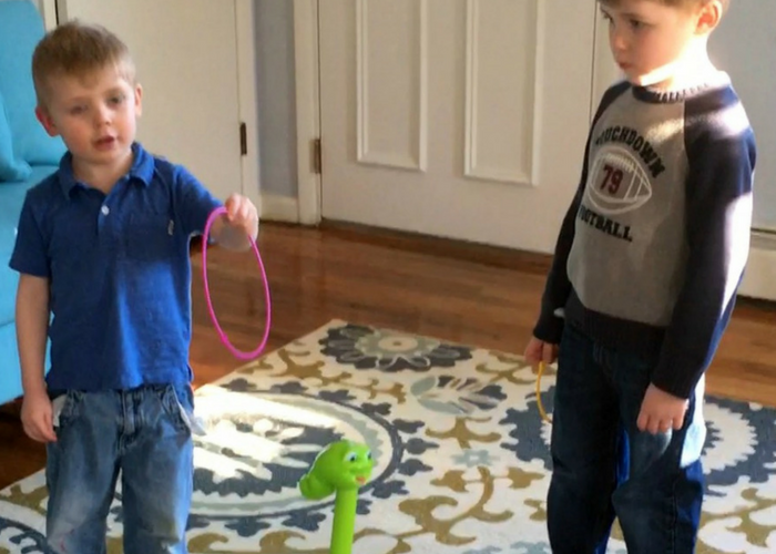 5 Games That Get Kids Up & Moving