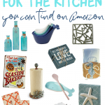 The Best Beach Decor for The Kitchen on Amazon
