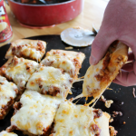 Turkey Sloppy Joe Pizza