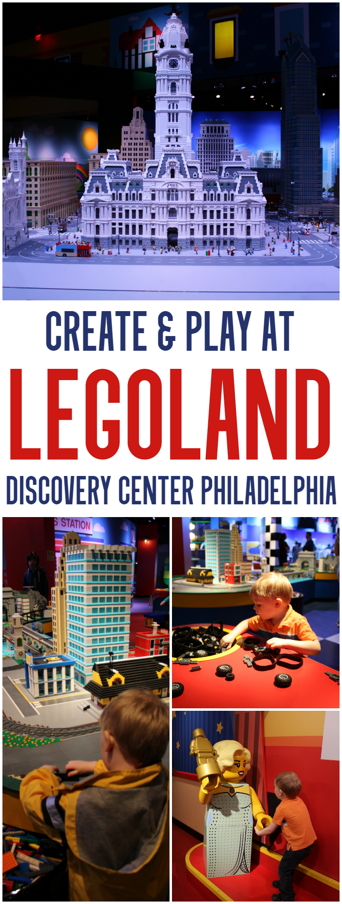 We got an early look at LEGOLAND Discovery Center Philadelphia! There is something for any age LEGO fan to enjoy here!