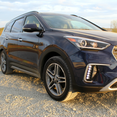 2017 Hyundai Santa Fe Limited Ultimate – Mom's Thoughts