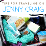 Tips for Traveling on Jenny Craig