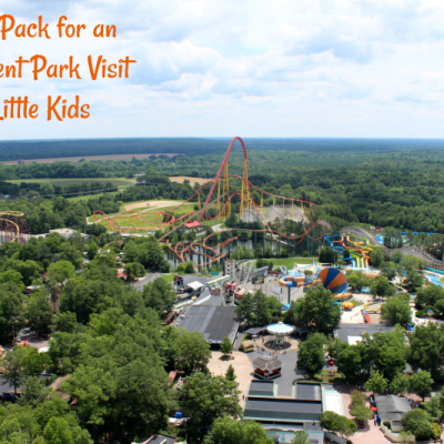What to Pack for an Amusement Park Visit with Little Kids