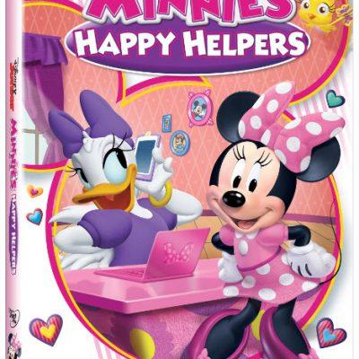 Minnie's Happy Helpers DVD + Printable Activities