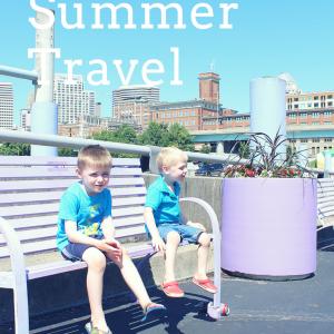 Sick Just Got Real: Survive Summer Travel