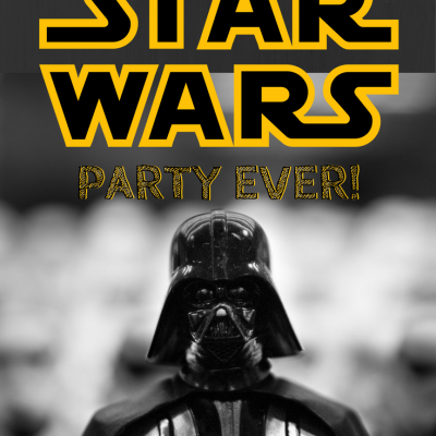 20 Must-Haves to Throw Your Kid the Best Star Wars Party Ever