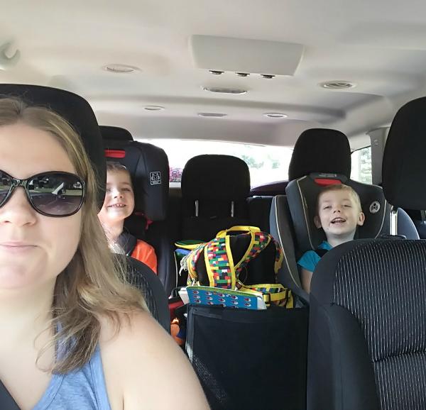 Make Long Car Rides an Adventure