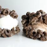 Cereal Ice Cream Sandwiches