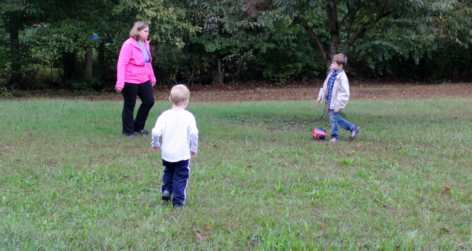 Fall Fitness Ideas for the Whole Family