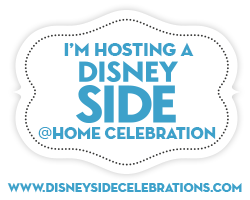 Disney Side @Home Celebration!