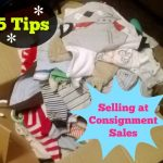 5 Tips for Selling at a Consignment Sale