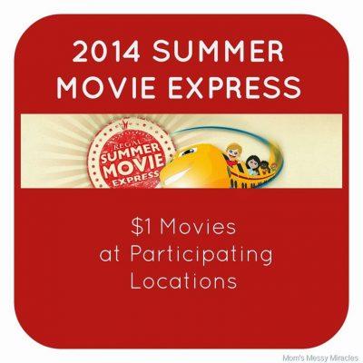 2014 Summer Movie Express