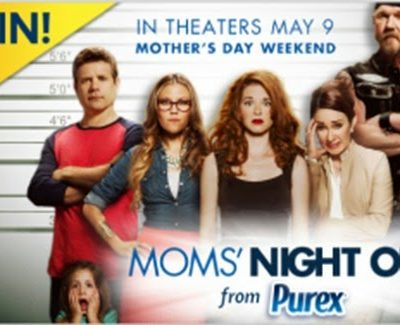 Win a Moms' Night Out from Purex
