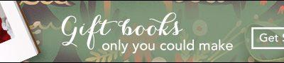 15% off Blurb Printed Books!
